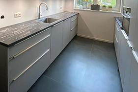 Nieuwe keuken plaatsen Orxmastate Leeuwarden