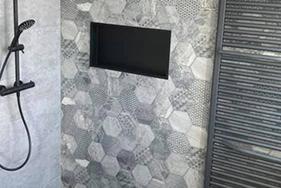 Badkamer renovatie Leeuwarderstraat