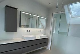 Nieuwbouw badkamer Fazant Leeuwarden