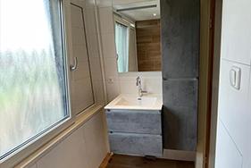 Compacte badkamer Gerben Colmjonwei
