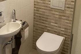 Kastanjestraat Leeuwarden toiletrenovatie
